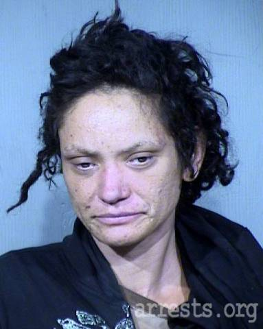 Linda Lugo Arrest Photo