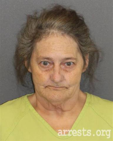 Linda Omstead Arrest Photo