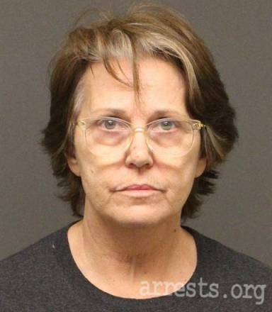 Pamela VanRyswyk Arrest Photo