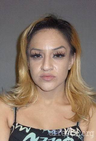 Melissa Cabrera Arrest Photo