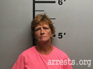 Mary Stevenson Arrest Photo