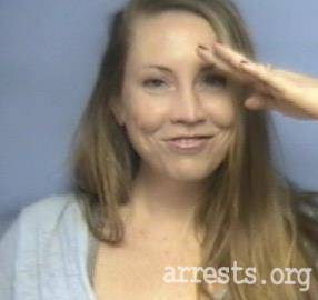 Crystal Casey Arrest Photo