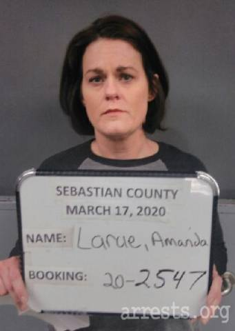 Amanda Larue Arrest Photo
