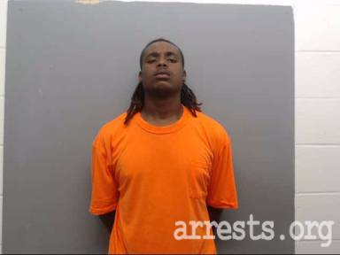 Jmecio Boone Arrest Photo