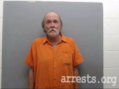Jerry Barnett Arrest Photo