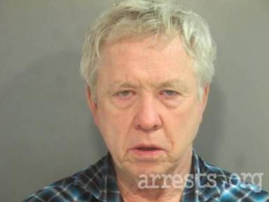 David Pardue Arrest Photo