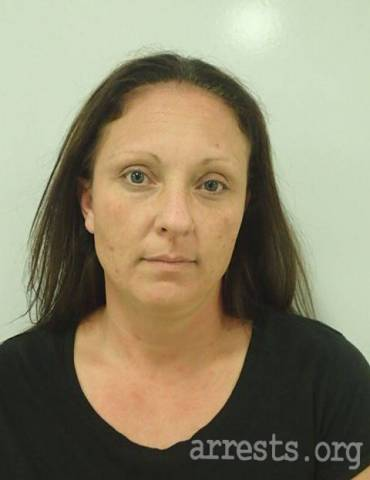 Lisa Mccuan Arrest Photo