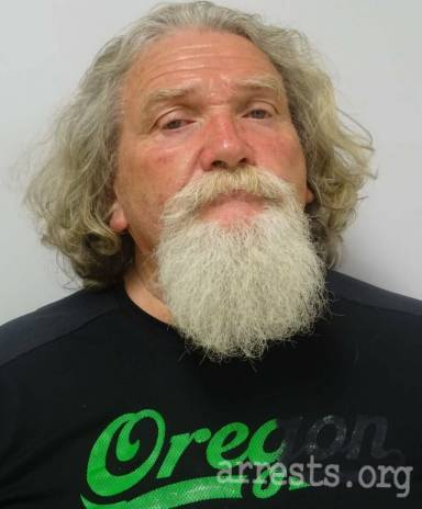 Clarence Sibsey Arrest Photo