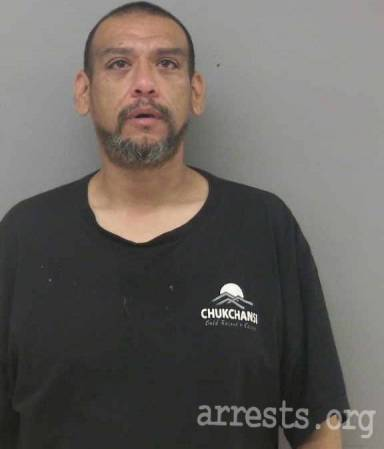 Ramiro Rodriguez Arrest Photo