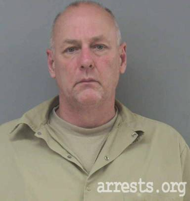 Bret Kiser Arrest Photo