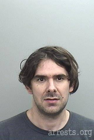 Christopher Abshire Arrest Photo