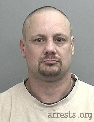 Steven Simpson Arrest Photo