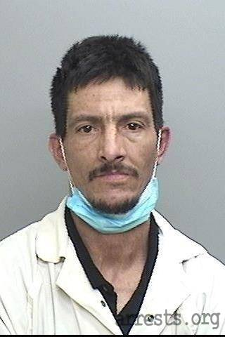 Jorge Ibarra Arrest Photo