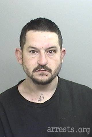 Nolan Lawson Arrest Photo