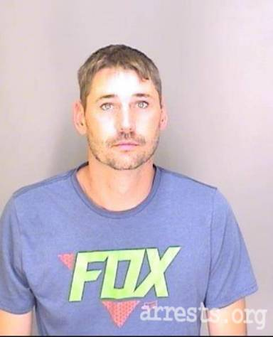 Kevin Anderson Arrest Photo
