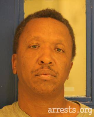 Marcell Thomas Arrest Photo