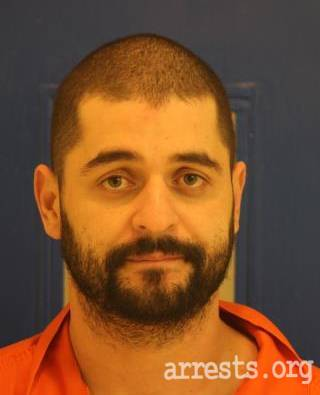 Sergio Brandt-cardenas Arrest Photo