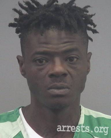 Daniel Washington Arrest Photo
