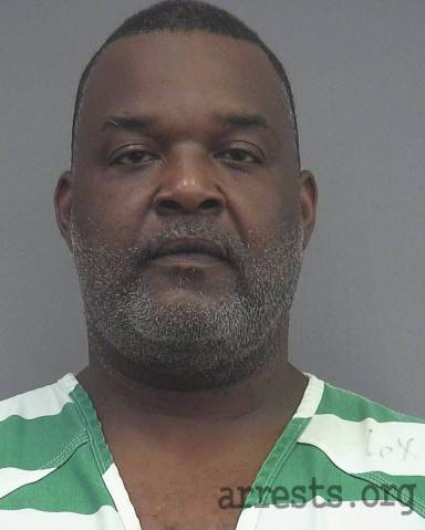 Keith Small Arrest Photo
