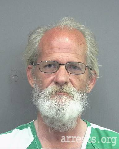 Greg Young Arrest Photo