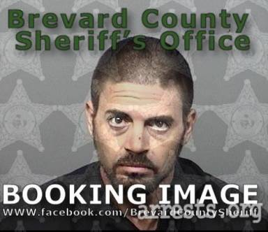 Randall Goforth Arrest Photo