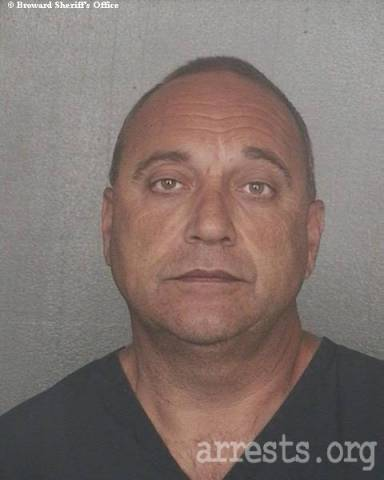 Paul Laurenzo Arrest Photo