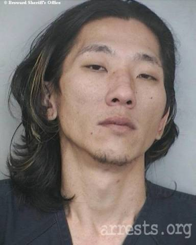 Tae Koh Arrest Photo