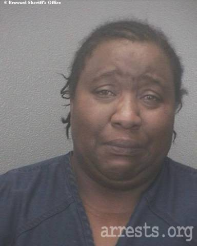 Vanetta Gordon Arrest Photo