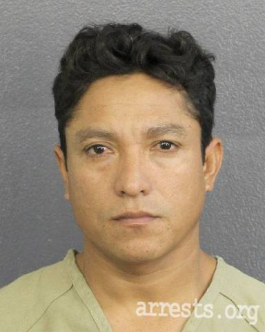 Marlon Munguia-martinez Arrest Photo