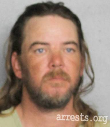 Marshall Swanson Arrest Photo