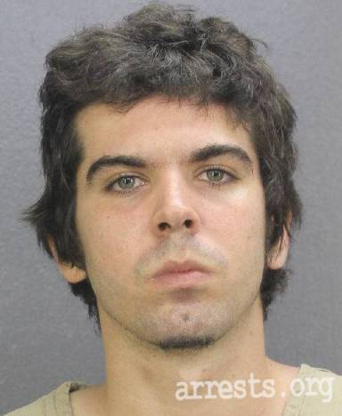 Jeremiah O-callaghan Arrest Photo