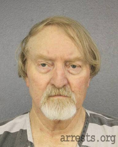 Russell Moon Arrest Photo
