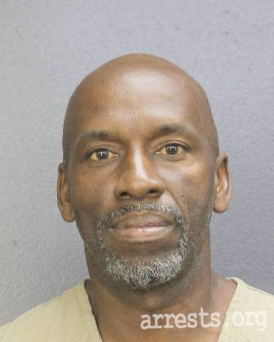 Dolphin Alford Arrest Photo