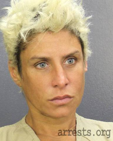 Nicole Armstrong Arrest Photo