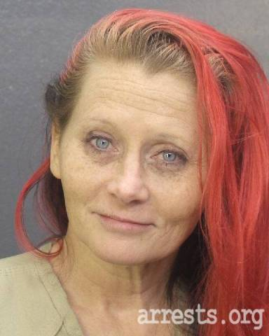 Tina Richardson Arrest Photo