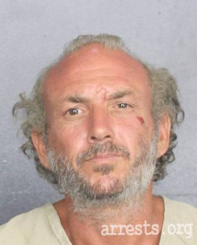 Bobby Stanfill Arrest Photo