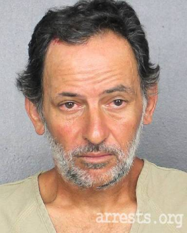George Trodella Arrest Photo