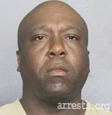 Reginald Bynum Arrest Photo
