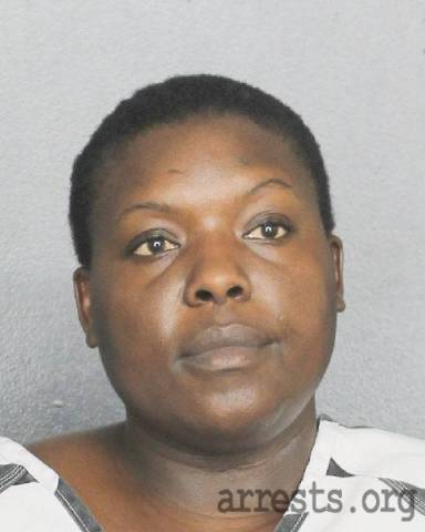 Sabrina Samuels Arrest Photo