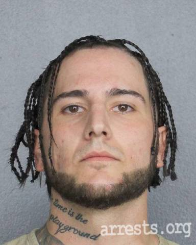 Dylan Iaccarino Arrest Photo