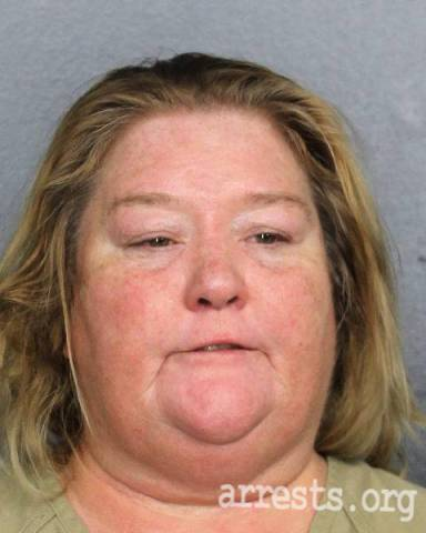 Colleen Osceola Arrest Photo