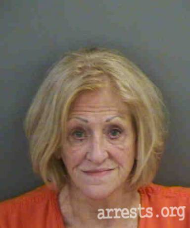 Mary Flory Arrest Photo