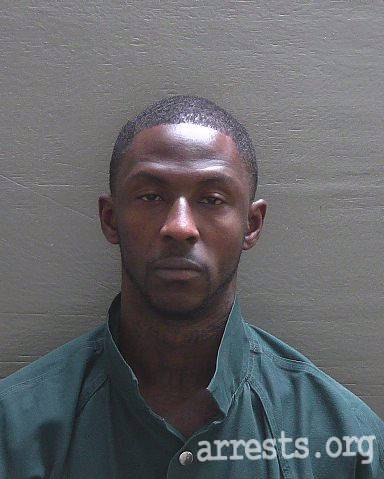 Cedrick Henderson Arrest Photo