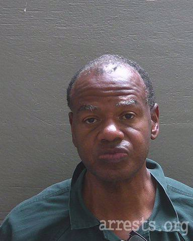 John Grigsby Arrest Photo