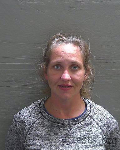Mary Beck Arrest Photo
