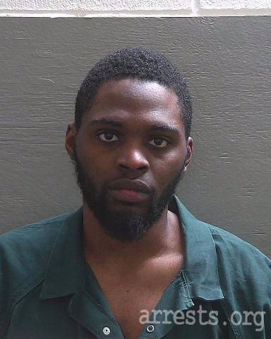 Shaquille Posey Arrest Photo