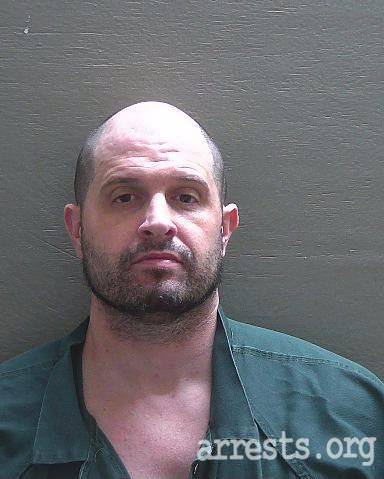 Christopher Atwell Arrest Photo