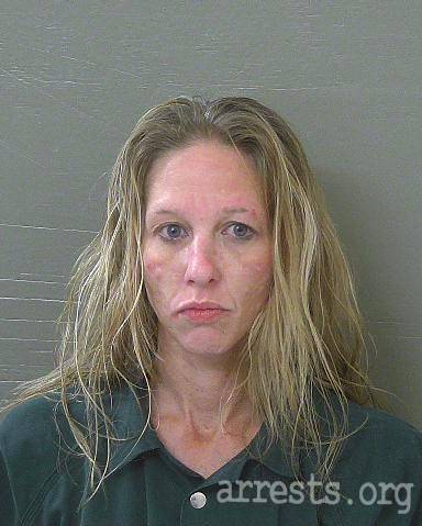 Mary Nelson Arrest Photo