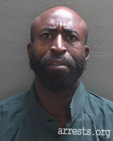 Adrell Forthenberry Arrest Photo