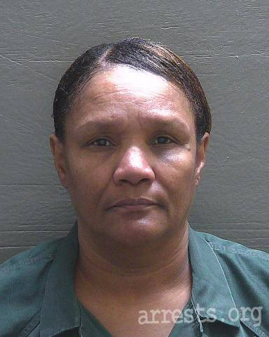Deborah Holloway Arrest Photo
